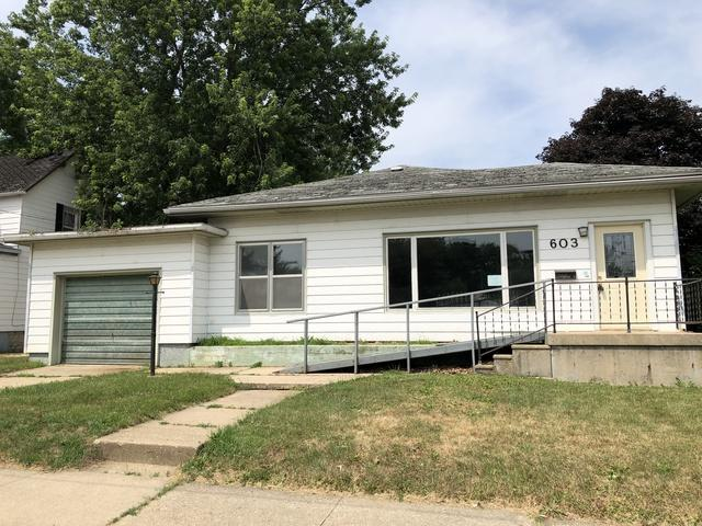 603 N Division Avenue, Polo, IL 61064 (MLS #10016407) :: The Jacobs Group