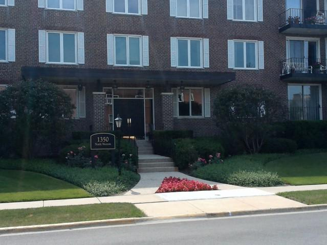1350 N Western Avenue #309, Lake Forest, IL 60045 (MLS #10016527) :: Domain Realty