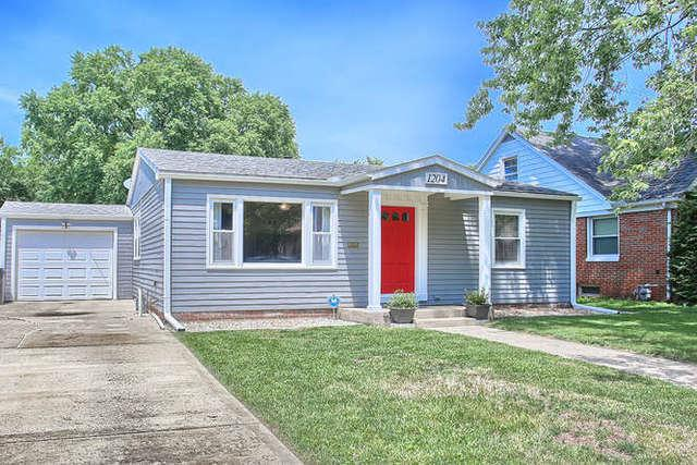 1204 W Washington Street, Champaign, IL 61821 (MLS #10017551) :: Littlefield Group