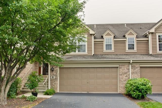 6 Provincetown Court, Lincolnshire, IL 60069 (MLS #10018012) :: Helen Oliveri Real Estate