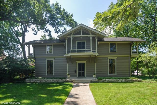 100 Fairbank Road, Riverside, IL 60546 (MLS #10018118) :: The Wexler Group at Keller Williams Preferred Realty