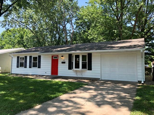 1109 Lanore Drive, Urbana, IL 61802 (MLS #10018119) :: Littlefield Group
