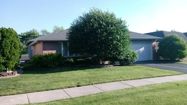 8831 Marshfield Lane, Orland Hills, IL 60487 (MLS #10018215) :: The Jacobs Group