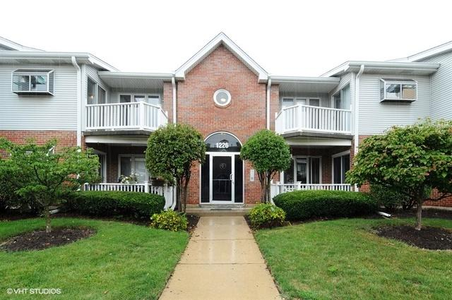1226 Chalet Road #202, Naperville, IL 60563 (MLS #10018325) :: The Jacobs Group