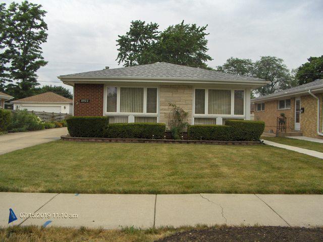 8922 National Avenue, Morton Grove, IL 60053 (MLS #10018461) :: Helen Oliveri Real Estate