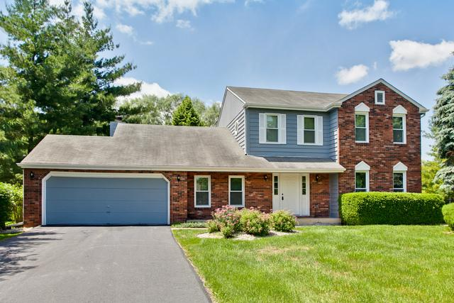 10 Bent Tree Court, Hawthorn Woods, IL 60047 (MLS #10018675) :: The Schwabe Group