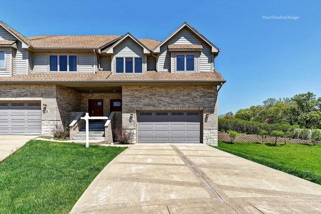 11S304 Deer Trail Court, Willowbrook, IL 60527 (MLS #10018824) :: Ani Real Estate