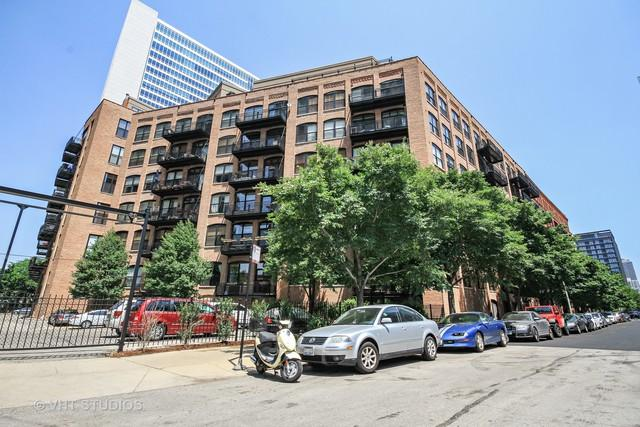 520 W Huron Street #320, Chicago, IL 60654 (MLS #10018844) :: The Jacobs Group