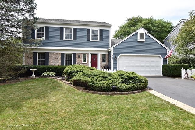 1009 Millington Way, St. Charles, IL 60174 (MLS #10018847) :: Ani Real Estate
