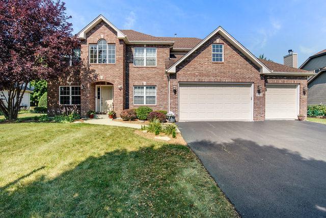 115 Pineridge Drive S, Oswego, IL 60543 (MLS #10018882) :: Ani Real Estate