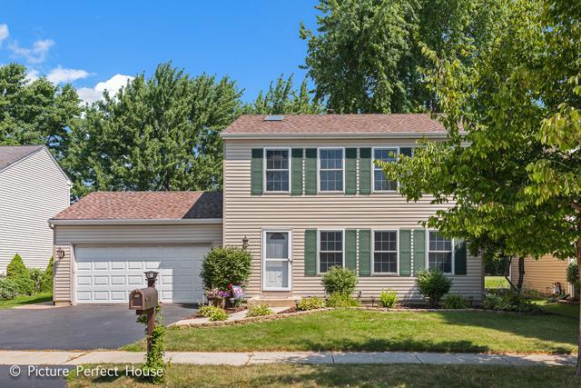3012 Middlebury Court E, Aurora, IL 60504 (MLS #10018884) :: Ani Real Estate