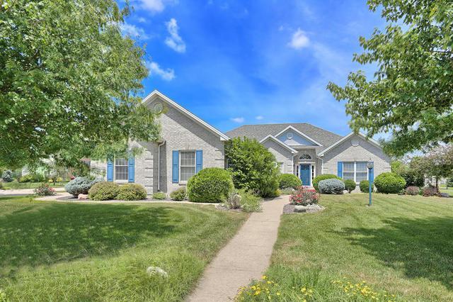 508 W Riverbend Boulevard, Mahomet, IL 61853 (MLS #10019107) :: Ryan Dallas Real Estate
