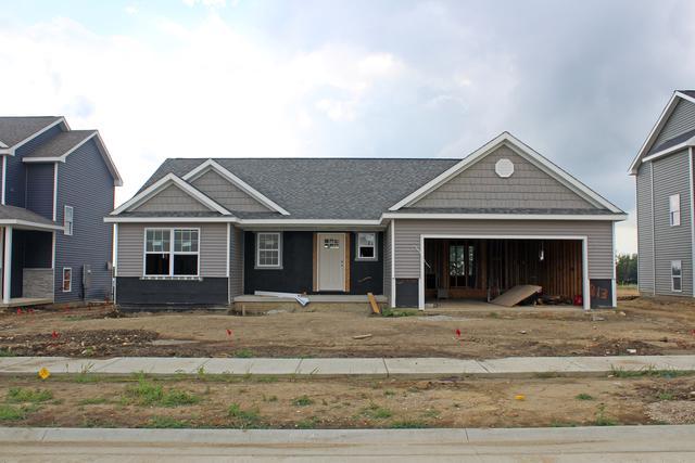 813 Cates Drive, Mahomet, IL 61853 (MLS #10019127) :: Ryan Dallas Real Estate