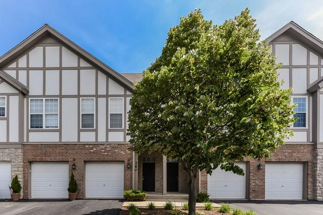 240 Rosehall Drive #260, Lake Zurich, IL 60047 (MLS #10019150) :: The Jacobs Group