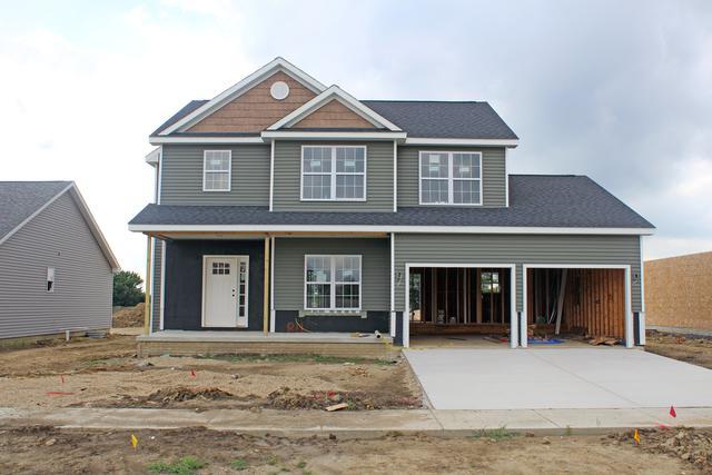 811 Cates Drive, Mahomet, IL 61853 (MLS #10019558) :: Ryan Dallas Real Estate