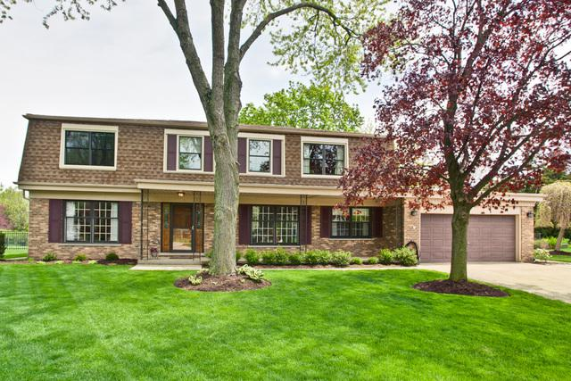 1115 Adirondack Drive, Northbrook, IL 60062 (MLS #10019794) :: Helen Oliveri Real Estate