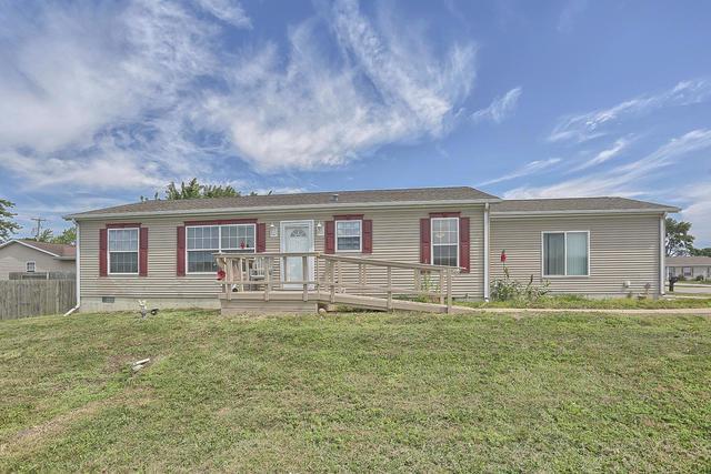 409 S Calhoun Street, TOLONO, IL 61880 (MLS #10019958) :: Littlefield Group