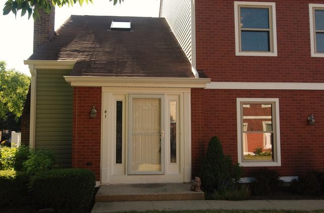41 S Stonington Drive #191, Palatine, IL 60074 (MLS #10020066) :: The Jacobs Group