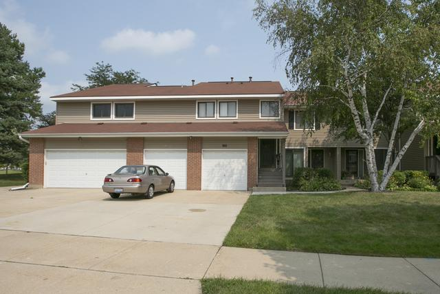 922 Hidden Lake Drive #922, Buffalo Grove, IL 60089 (MLS #10020391) :: Helen Oliveri Real Estate