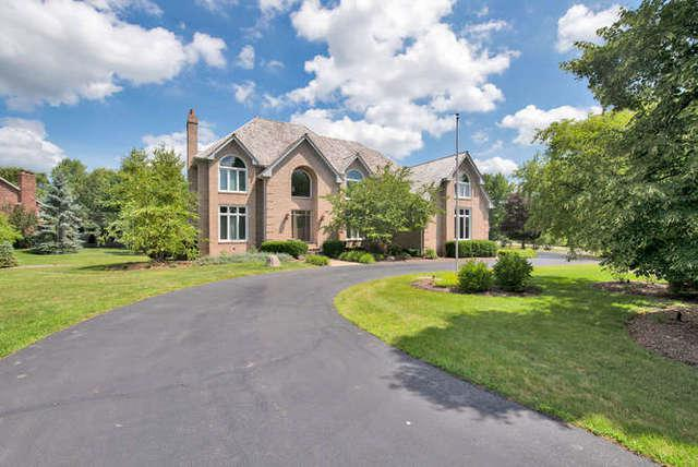 5857 Teal Lane, Long Grove, IL 60047 (MLS #10020619) :: The Schwabe Group