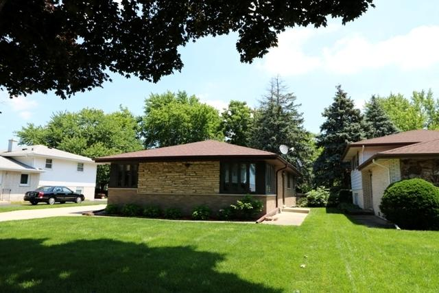 1219 Doreen Drive, Des Plaines, IL 60018 (MLS #10020679) :: The Jacobs Group