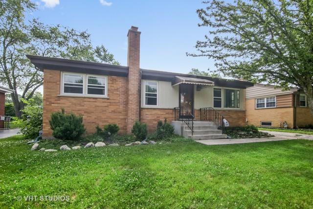 549 Radcliffe Avenue, Des Plaines, IL 60016 (MLS #10020812) :: Helen Oliveri Real Estate