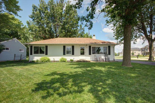 810 E Ethel Street, ST. JOSEPH, IL 61873 (MLS #10020981) :: Ryan Dallas Real Estate