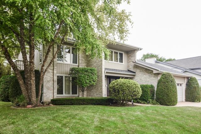 1300 Whitney Lane, Buffalo Grove, IL 60089 (MLS #10020983) :: Helen Oliveri Real Estate