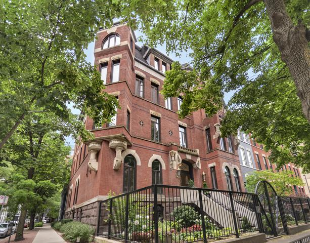 839 N Dearborn Street D, Chicago, IL 60610 (MLS #10021028) :: Leigh Marcus | @properties