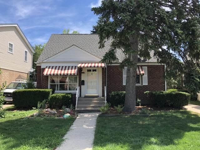 7627 N Odell Avenue, Niles, IL 60714 (MLS #10021066) :: Helen Oliveri Real Estate