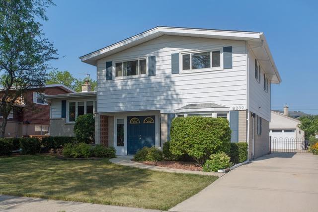 9232 Ozark Avenue, Morton Grove, IL 60053 (MLS #10021074) :: Helen Oliveri Real Estate