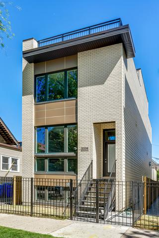2236 W Shakespeare Avenue, Chicago, IL 60647 (MLS #10021164) :: Leigh Marcus | @properties