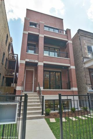 3855 N Damen Avenue #3, Chicago, IL 60618 (MLS #10021174) :: Leigh Marcus | @properties