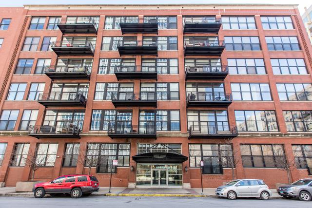 525 W Superior Street #423, Chicago, IL 60654 (MLS #10021259) :: Leigh Marcus | @properties