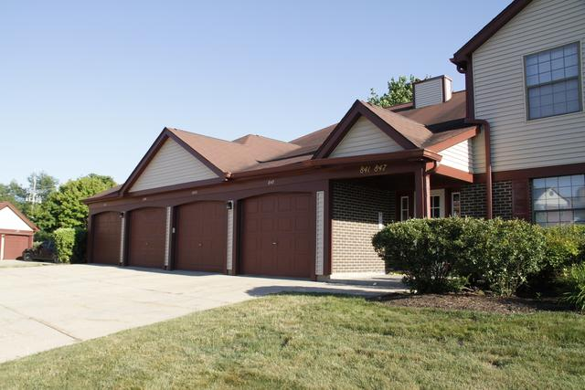 841 Weidner Court S A3, Buffalo Grove, IL 60089 (MLS #10021266) :: Helen Oliveri Real Estate