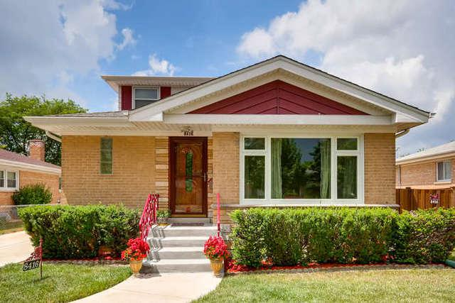 8416 N Oketo Avenue, Niles, IL 60714 (MLS #10021317) :: Helen Oliveri Real Estate
