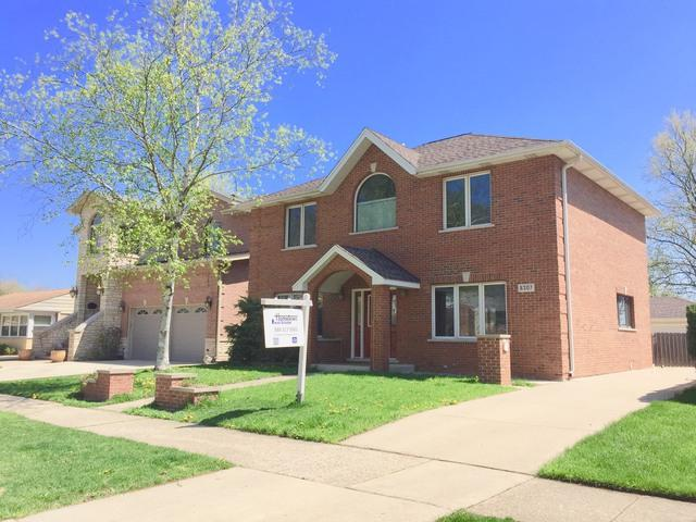 8307 N Oketo Avenue, Niles, IL 60714 (MLS #10021384) :: Helen Oliveri Real Estate