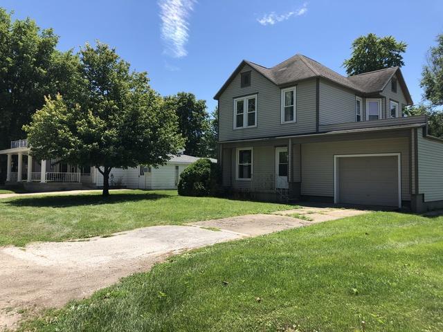 105 W Illinois Street, Mansfield, IL 61854 (MLS #10021396) :: Ryan Dallas Real Estate