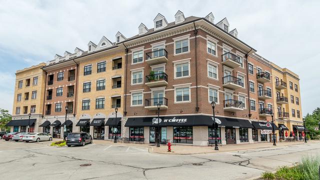 24 W Station Street 307W, Palatine, IL 60067 (MLS #10021407) :: Helen Oliveri Real Estate