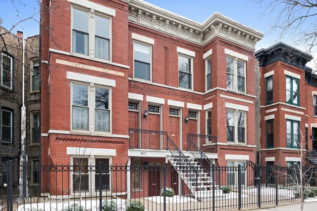 921 W Webster Avenue #2, Chicago, IL 60614 (MLS #10021473) :: Leigh Marcus | @properties
