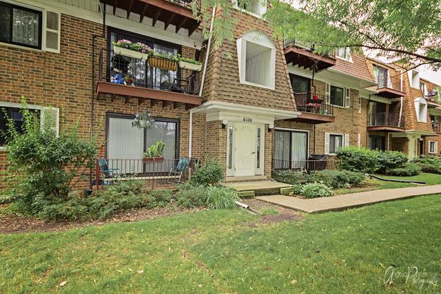 4100 Cove Lane 1A, Glenview, IL 60025 (MLS #10021540) :: Helen Oliveri Real Estate