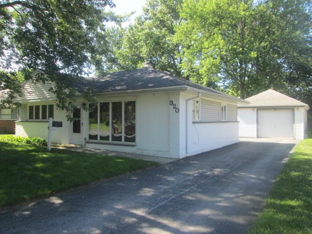 320 Seminole Street, Park Forest, IL 60466 (MLS #10021617) :: Ryan Dallas Real Estate