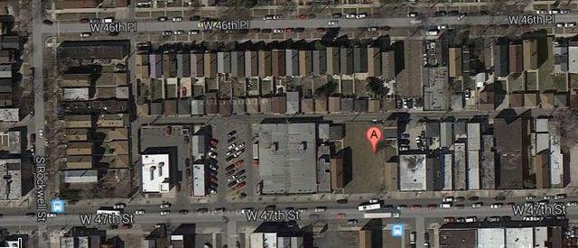 2501 W 47th Street, Chicago, IL 60632 (MLS #10021631) :: Ryan Dallas Real Estate