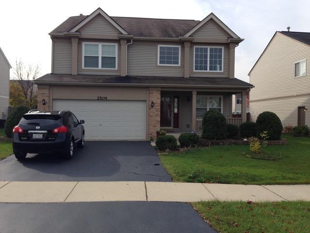 2505 Rosehall Lane, Aurora, IL 60503 (MLS #10021644) :: Ryan Dallas Real Estate