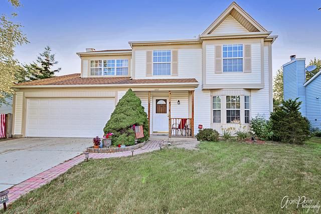 1257 Regent Drive, Mundelein, IL 60060 (MLS #10021734) :: Lewke Partners