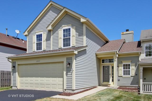 2037 Clarewood Lane, Mundelein, IL 60060 (MLS #10021803) :: Helen Oliveri Real Estate