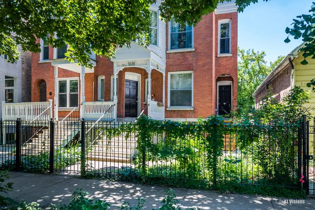 1636 N Claremont Avenue, Chicago, IL 60647 (MLS #10021996) :: Property Consultants Realty