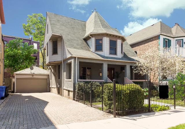 1223 W Winona Street, Chicago, IL 60640 (MLS #10022019) :: Leigh Marcus | @properties
