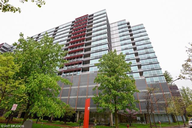 800 Elgin Road #813, Evanston, IL 60201 (MLS #10022100) :: Helen Oliveri Real Estate