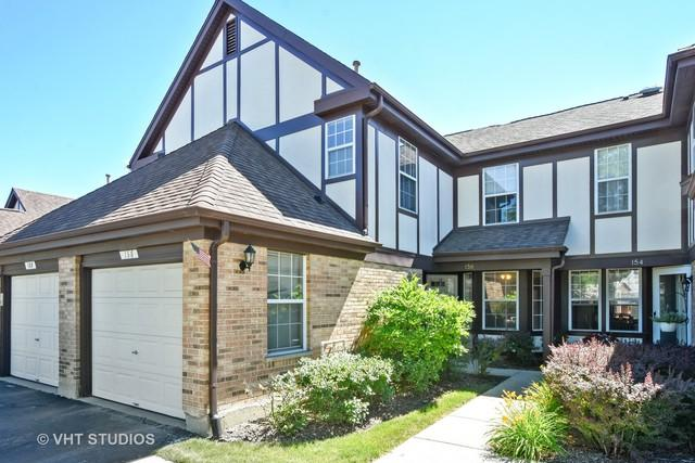 156 White Branch Court, Buffalo Grove, IL 60089 (MLS #10022110) :: Helen Oliveri Real Estate